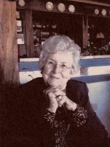 Ida  McKnight