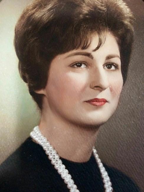 Obituary Of Theodora Beverly Marinetto