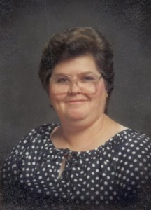 Mrs. Beverly M.  (Burleson) Redmon