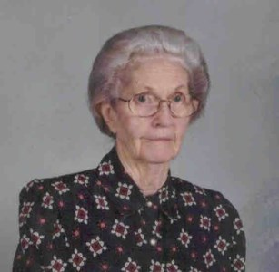 Mrs. Ruth Sumrall  Thornhill