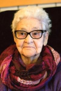 Ruby Irene  Morrison