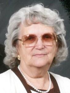 Joan Gertrude  Parker