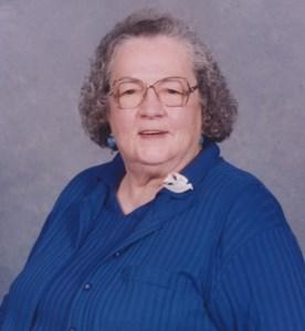 Velma Jennell  Dove