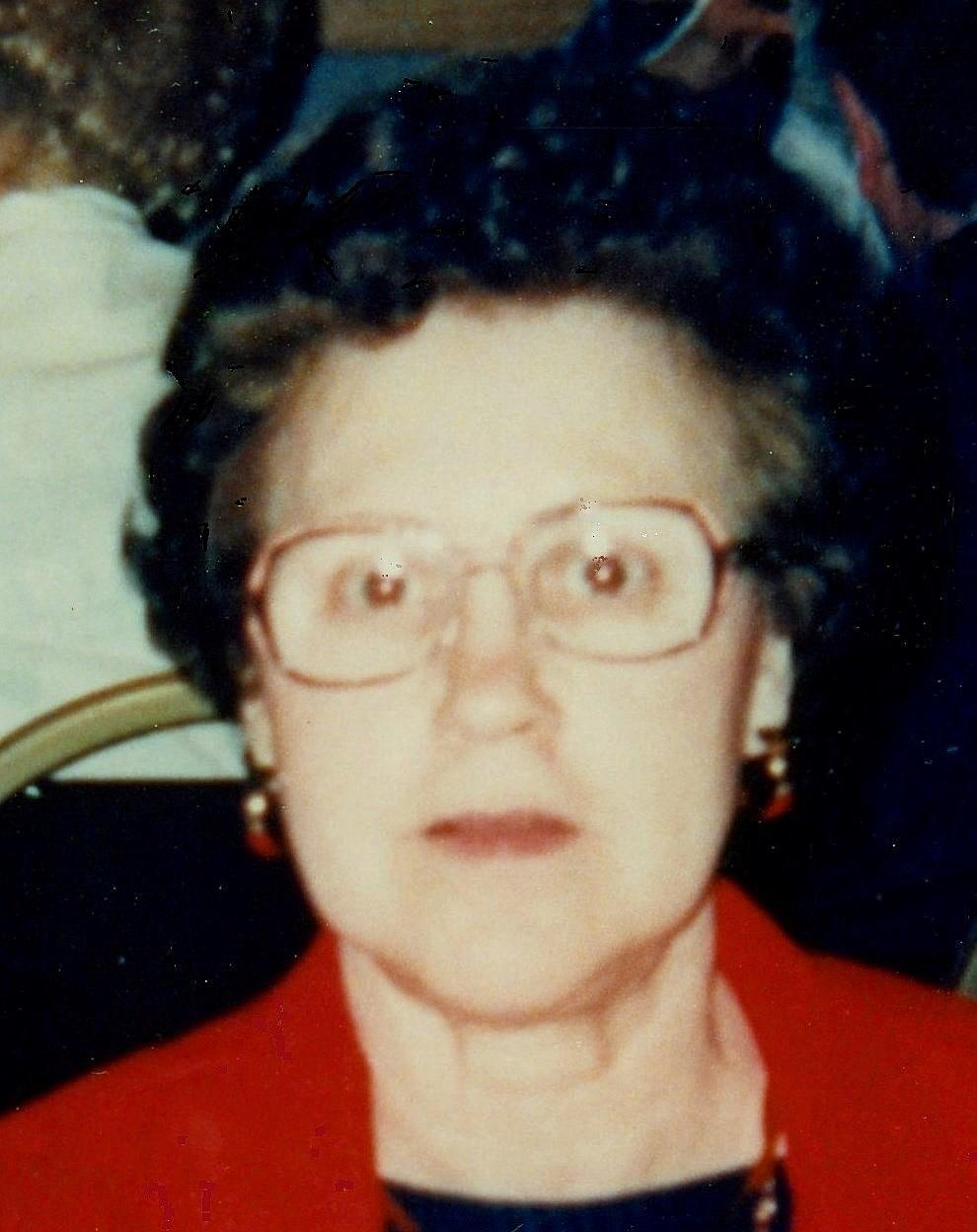 Germaine M.  Mathieu