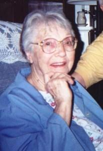 Annie Belle Hardison Hill  Pierce