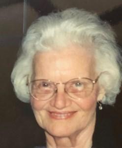Eloise Burkhalter  Wilson