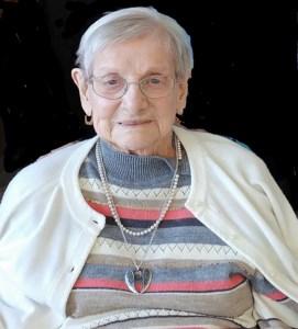 Gladys M.  Veillette