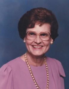 Alice Lucretia  Patterson