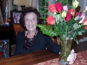 Sylvia Hoffman  May