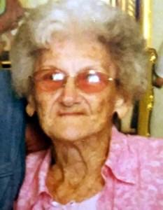 Mary Lillian Deyton  Cox