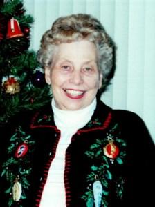 Patricia  Luscomb