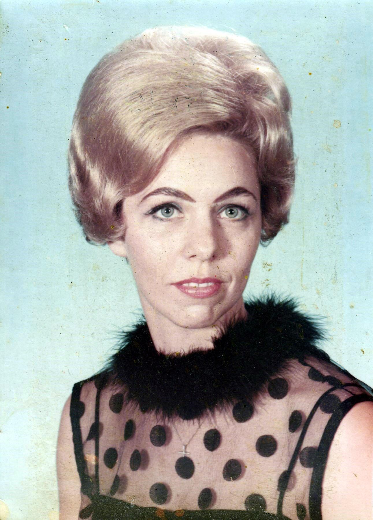 Nancy Wakefield  Huffman
