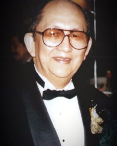 Filomeno D.  Flores Sr.