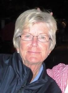 Alison Dorothy  Crawford (nee Clare)