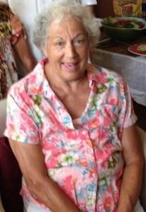 Joan Ethel  Baughman