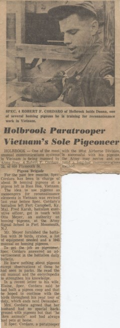 Robert Francis Cordaro Obituary - Bourne, MA