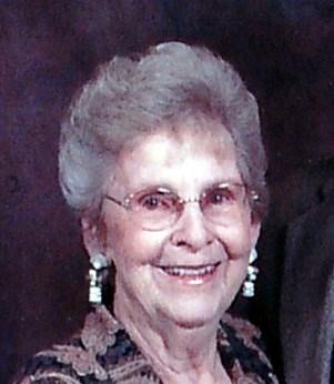 Cora Mae  Crist