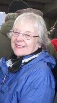 Patricia Mitchell  Warner