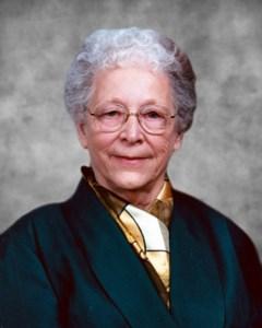 Gladys Edith  Gareau