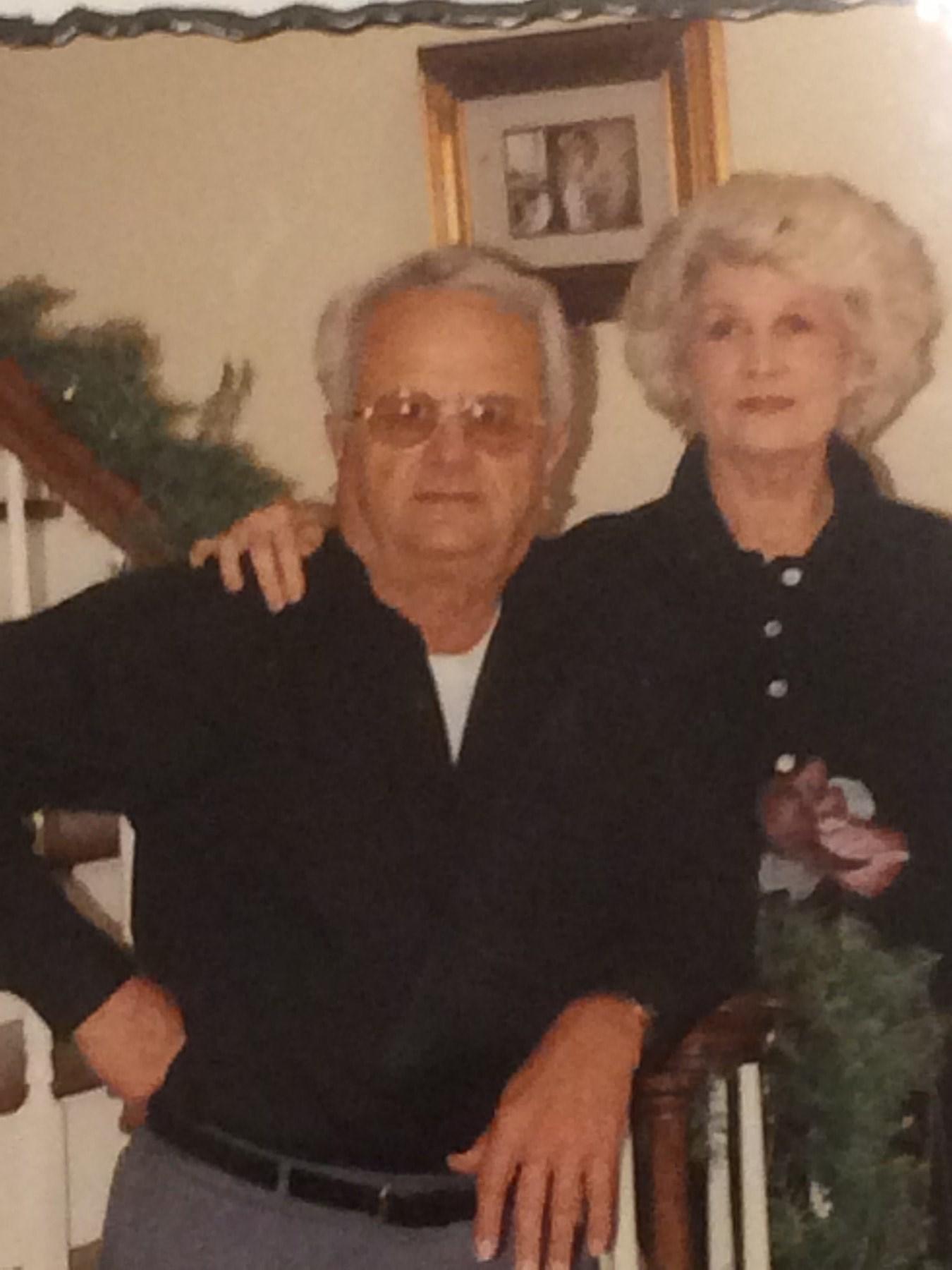 Leon W. & Wilma Jean  Giese