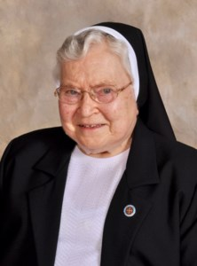 Sister Theresine  Will OSB