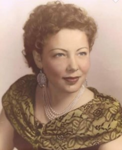 Ella Mae  Fontenot