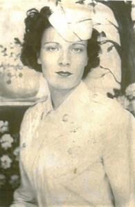 Gladys Blanche  Elliot