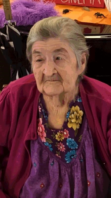 Minnie Faye  Parnell