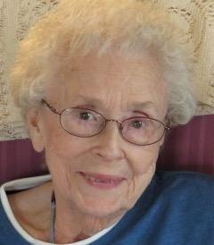 Velda Pauline  Steadman