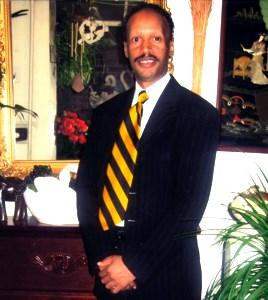 Edward Anthony  Robinson
