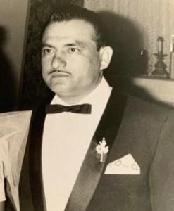 Raul  DeLeon Sr.