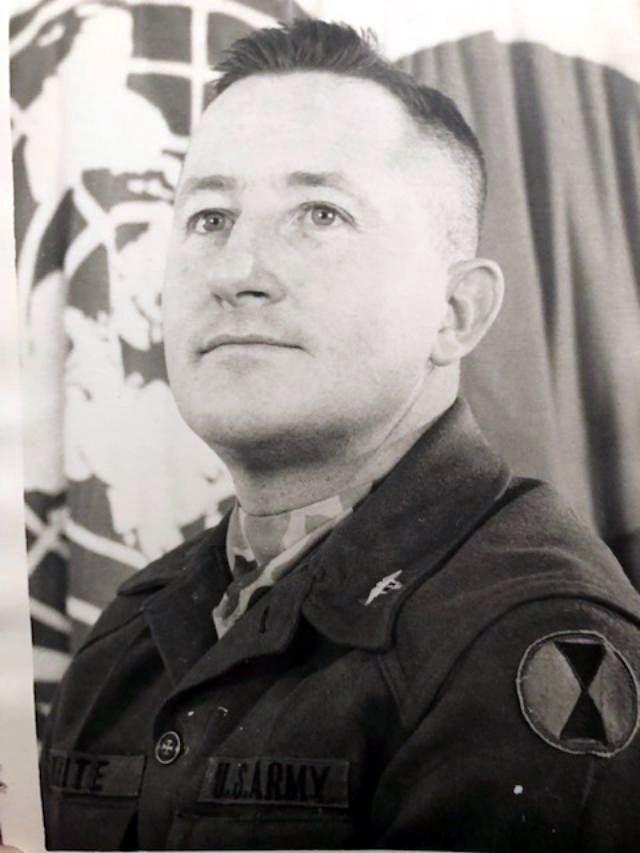 John Joseph  White LTC., Ret.
