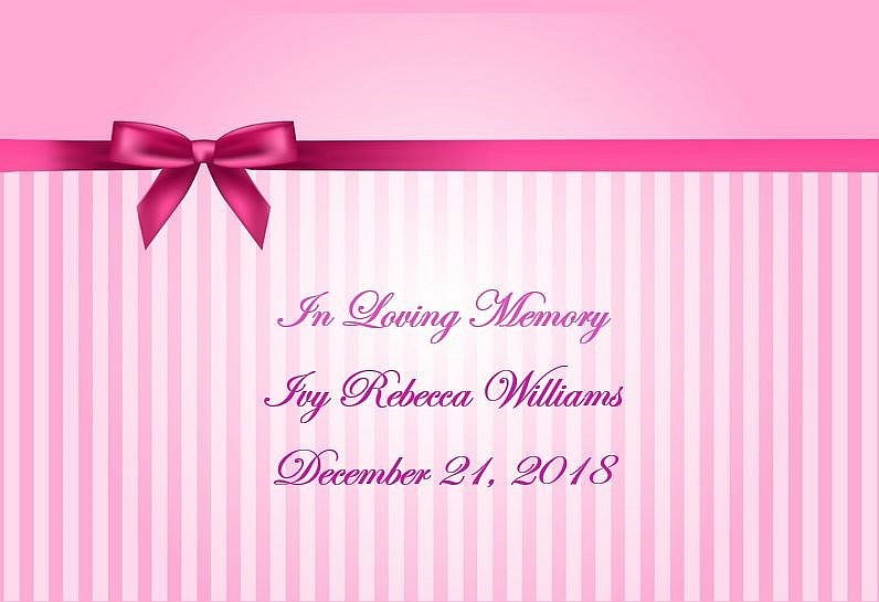 Ivy Rebecca  Williams