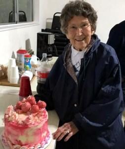 Bertha Anne  Sayles