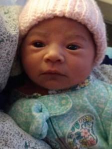 Madison Hope  Garcia