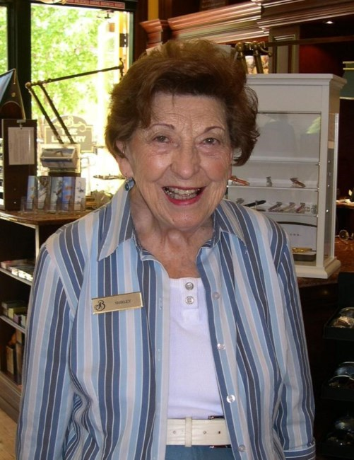 Shirley Mae (Robinson) McFadden Obituary - Colorado Springs, CO