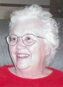 Myrtle Ruth  Johnson