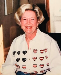 Betty Benson  Pounds
