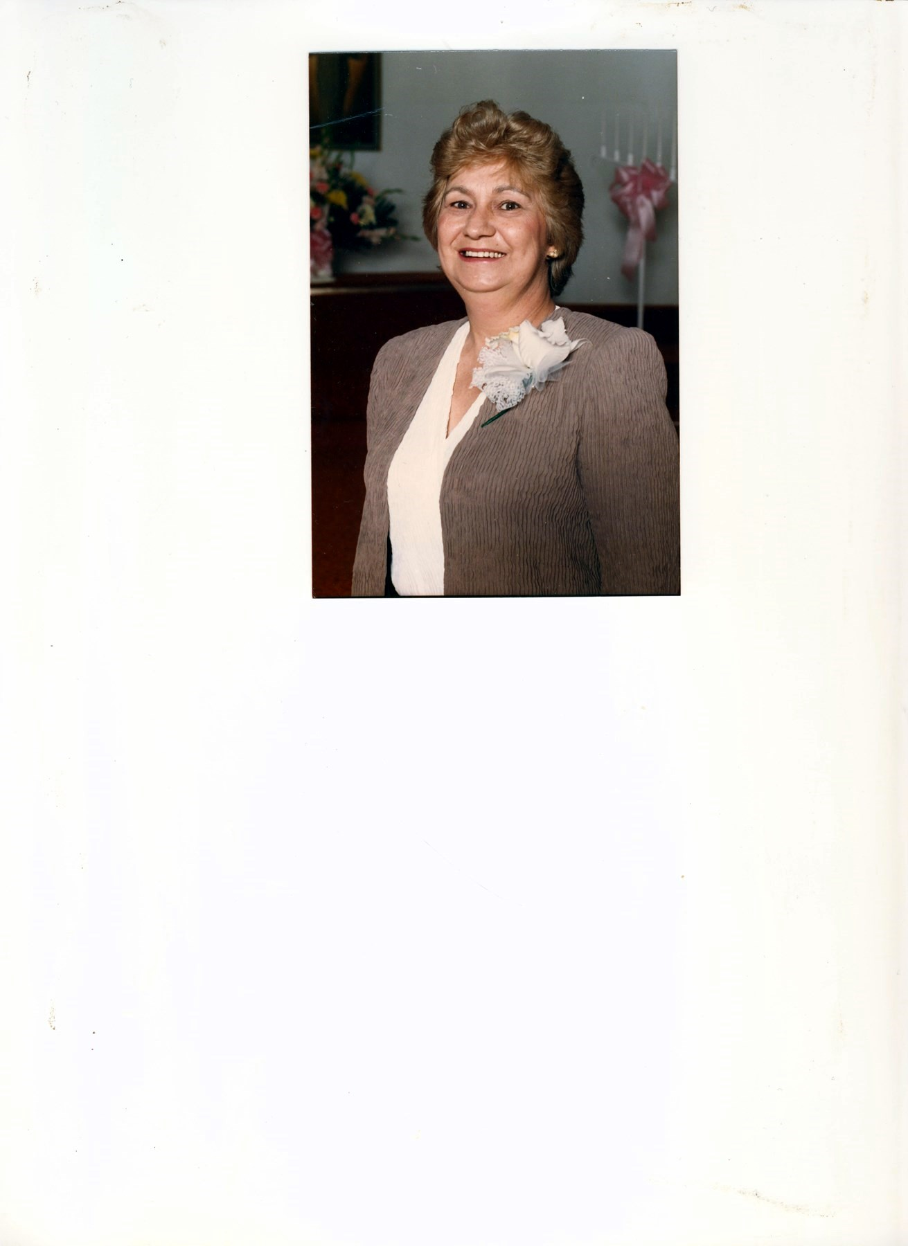Louise C  Collins