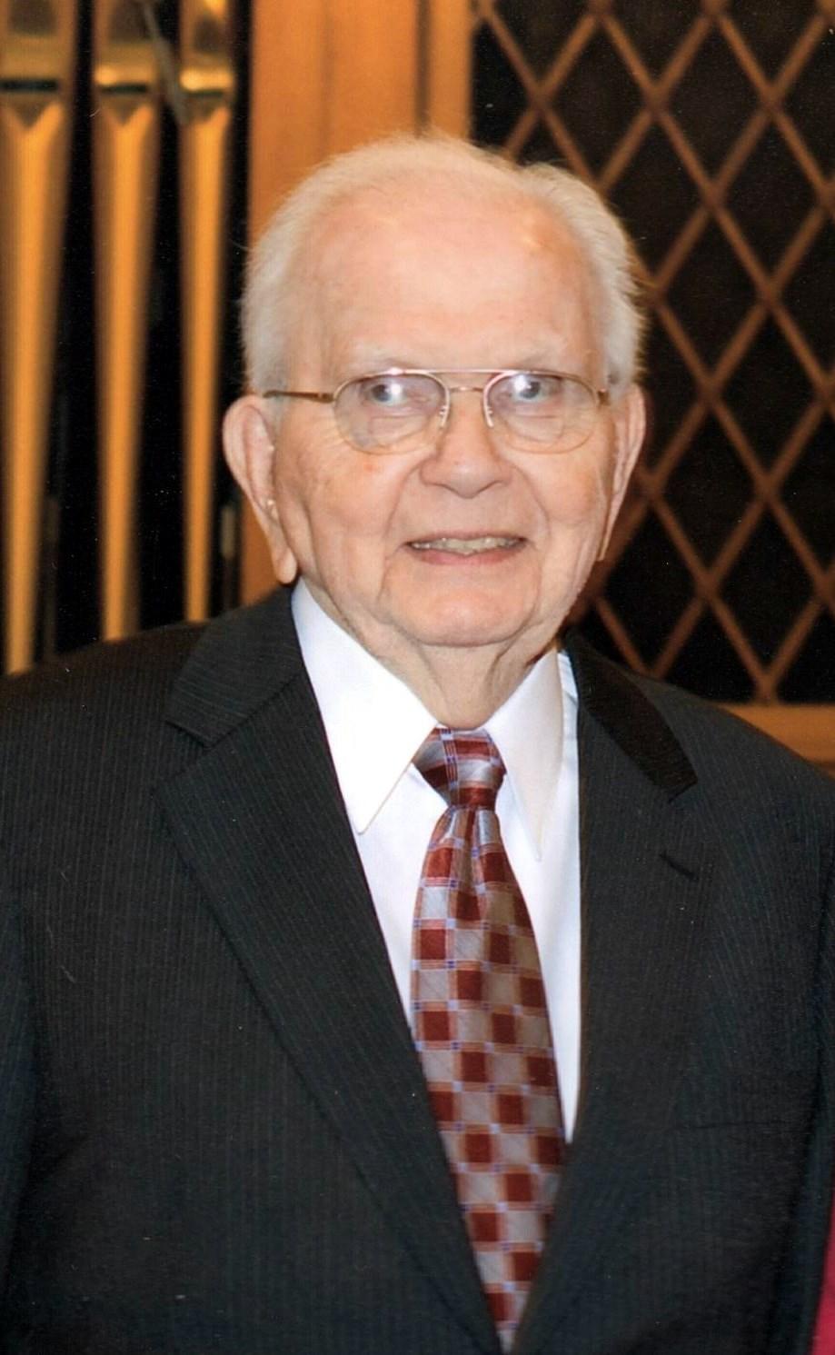Edwin Bland  Dodson