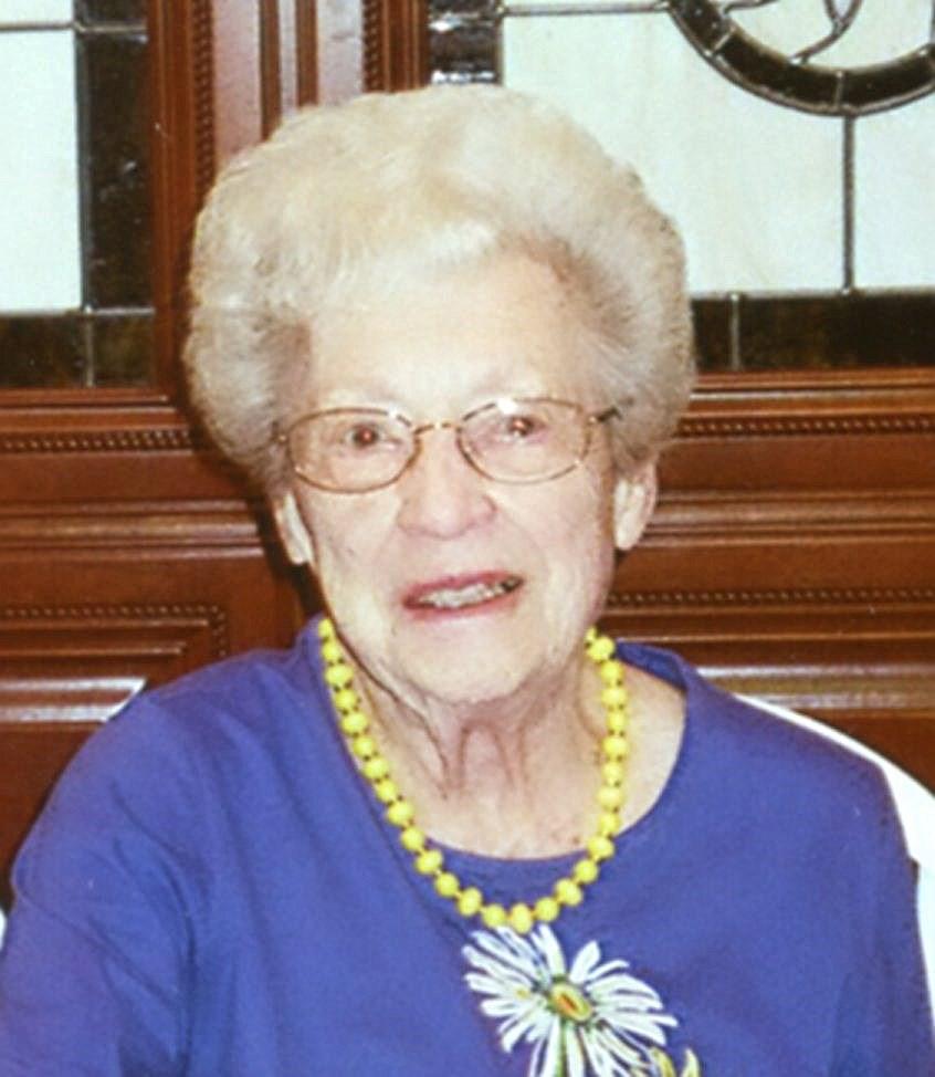 Loraine Elizabeth  Konrad