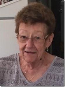 Betty Alene  McAuley