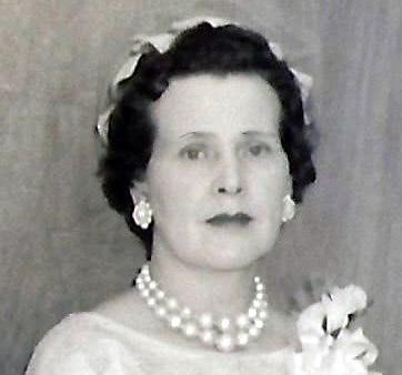 Faye Irene Austin  Benfield