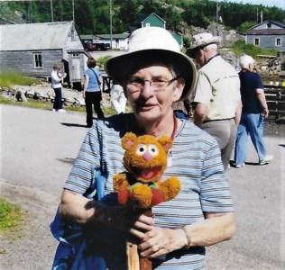 Patricia Ann  Russell