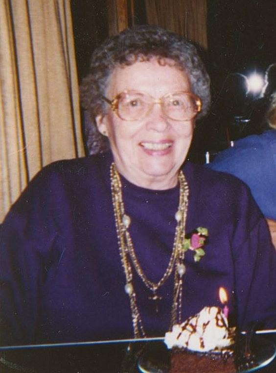 Doris Elizabeth  Bowers