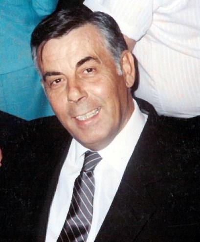 """Sidney """"Jerry"""" Jerald  Parkis"""