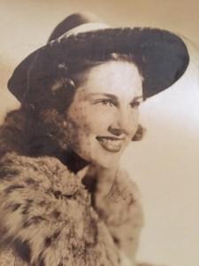 Jeanne Pardee  Bevans