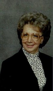 Mary J  Kilbarger