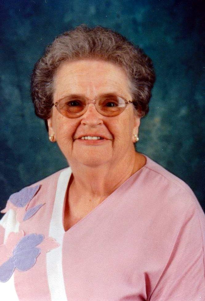 Patricia M.  Clover
