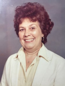 Jacquelyn Joan  Hall